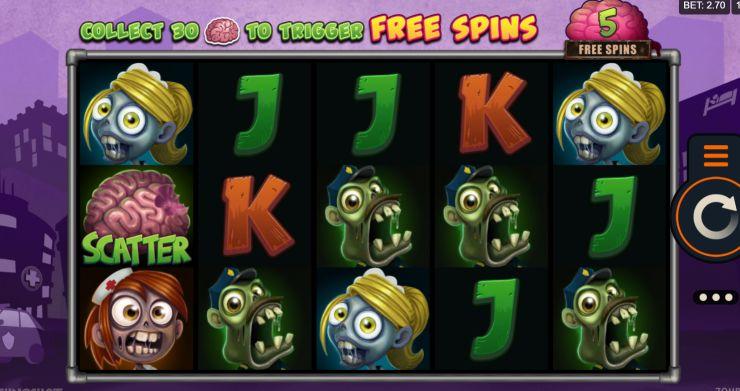 Zombie Hoard Casino Slots