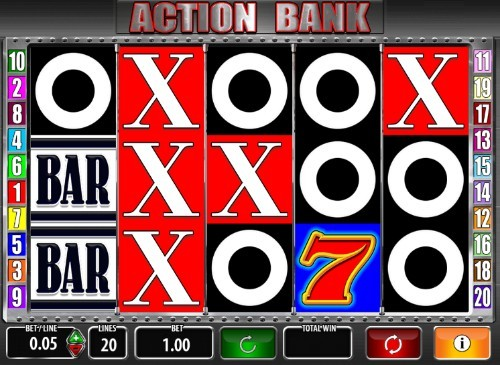 Action Bank Casino Slots