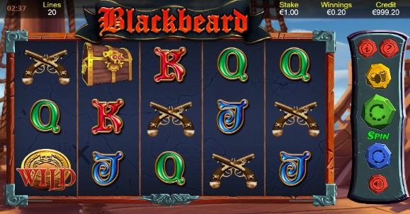 Blackbeard Casino Slots