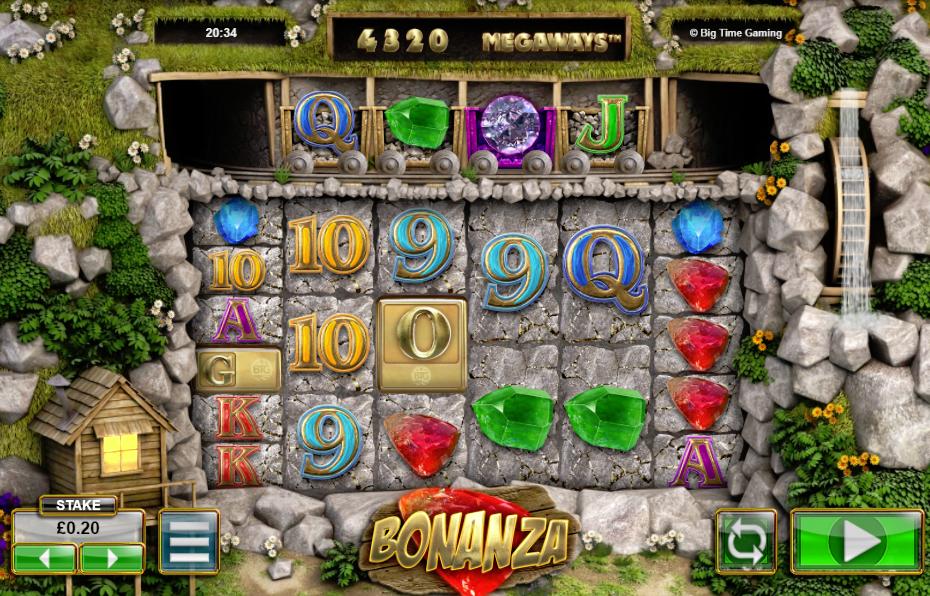 Bonanza slot casino