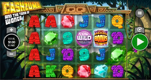 Cashzuma and the Tomb of Wonga Casino Slots