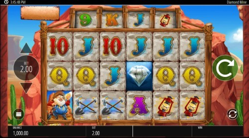 Diamond Mine Casino Slots