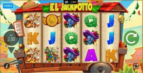 El Jackpotto Casino Slots