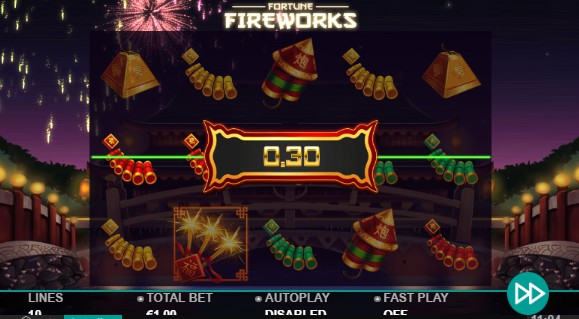 Fortune Fireworks Casino Slots