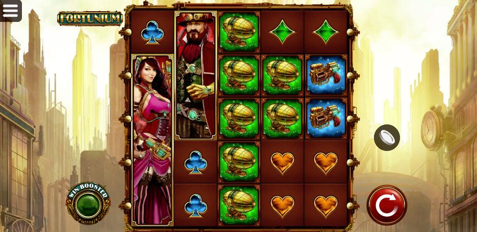 Fortunium Casino Slots