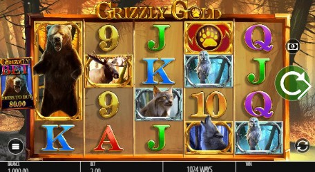 Grizzly Gold Casino Slots
