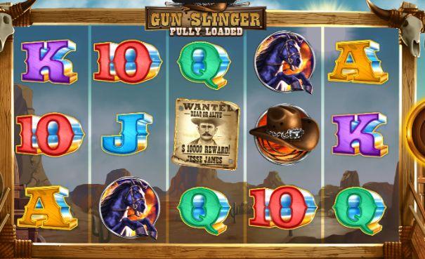 Gun Slinger Casino Slots