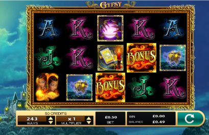 Gypsy Casino Slots