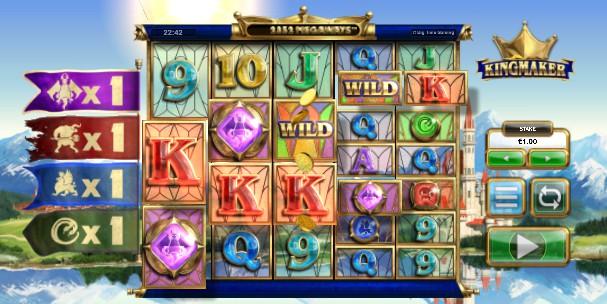 Kingmaker Casino Slots