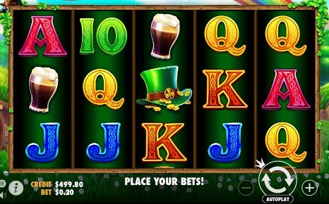 Leprechaun Song Casino Slots
