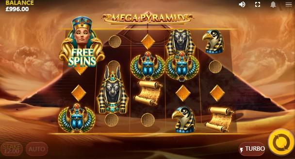 Mega Pyramid Casino Slots