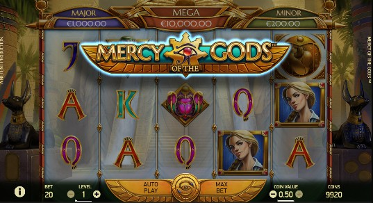 Mercy of the Gods Casino Slots
