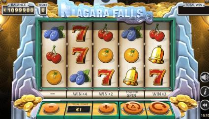 Niagara Falls Casino Slots