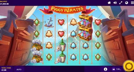 Piggy Pirates Casino Slots