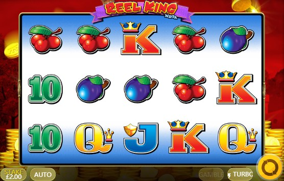 Reel King Mega Casino Slots