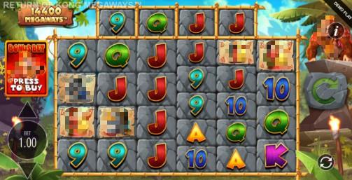Return of Kong Megaways Casino Slots
