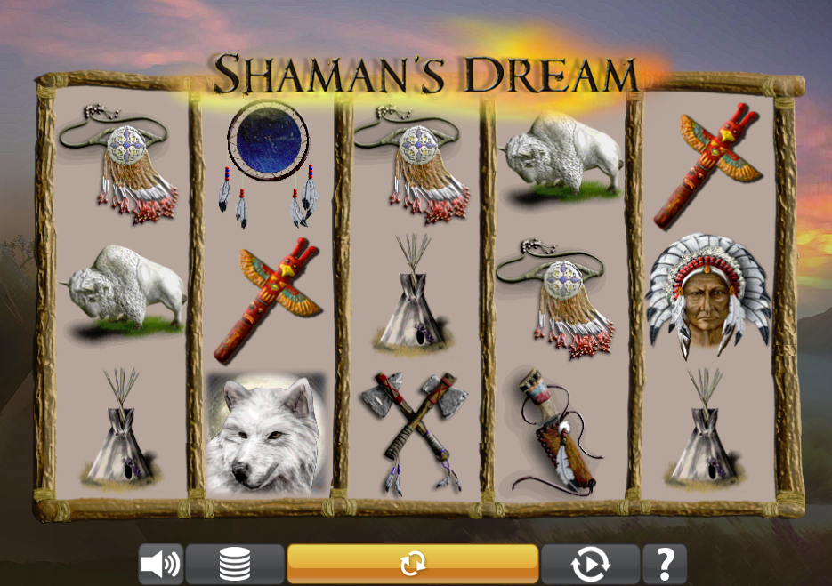 Shamans Dream Casino Slots