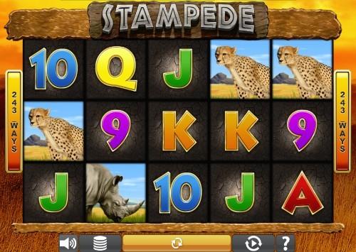 Stampede Casino Slots