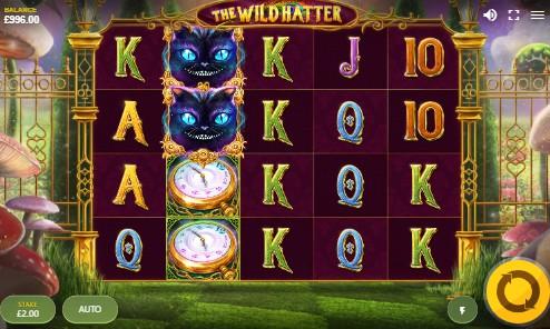 Wild Hatter Casino Slots