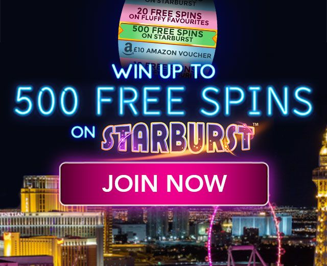 casino slots welcome offer